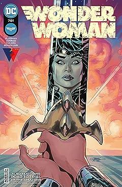 Wonder Woman (2016-) #781