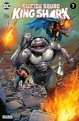 Suicide Squad: King Shark (2021-) #7