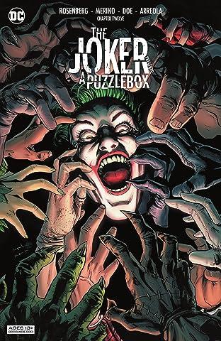The Joker Presents: A Puzzlebox (2021-) #12