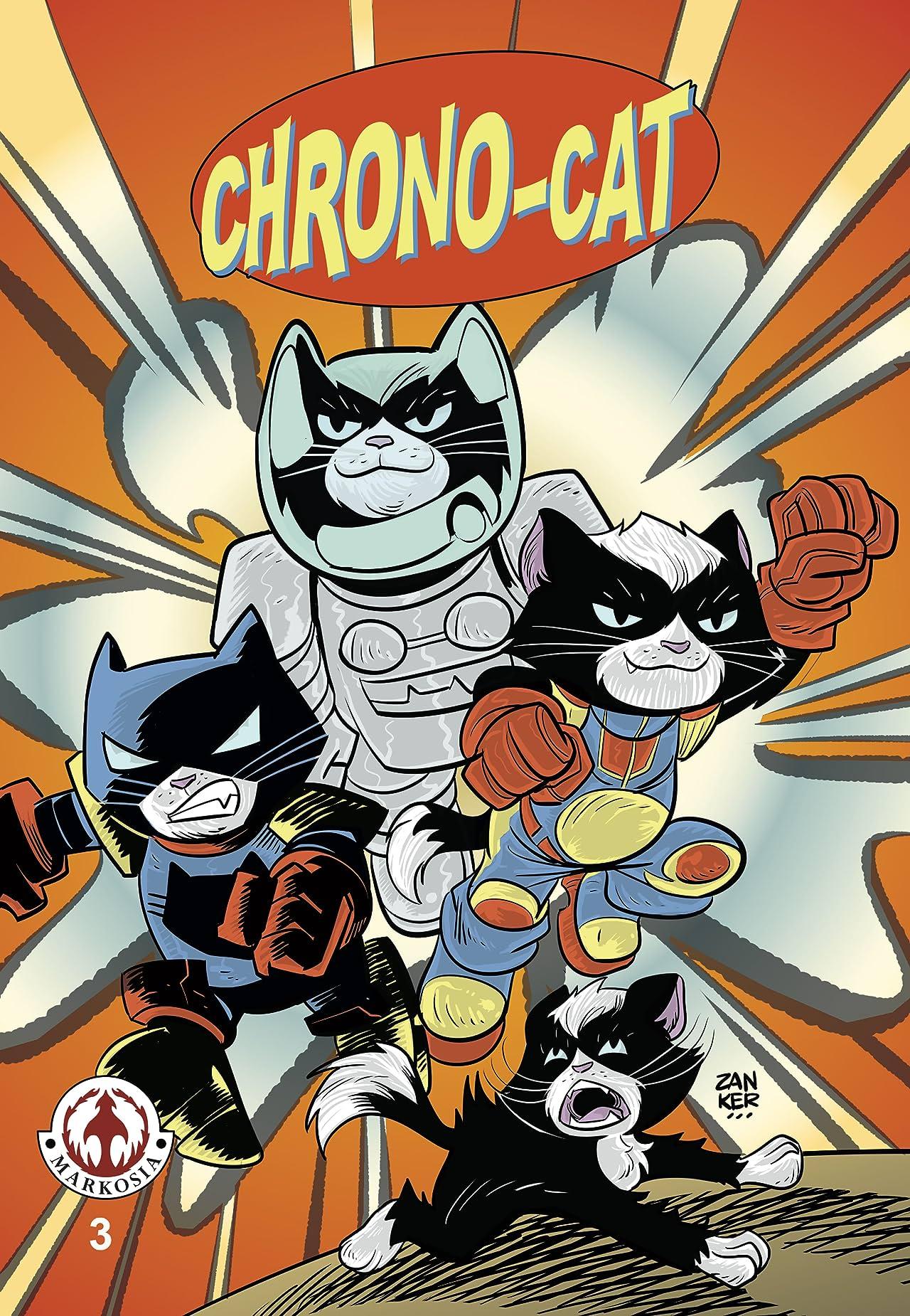 Chrono-Cat No.3
