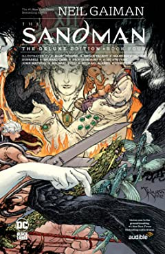 The Sandman Vol. 4: The Deluxe Edition Book Four