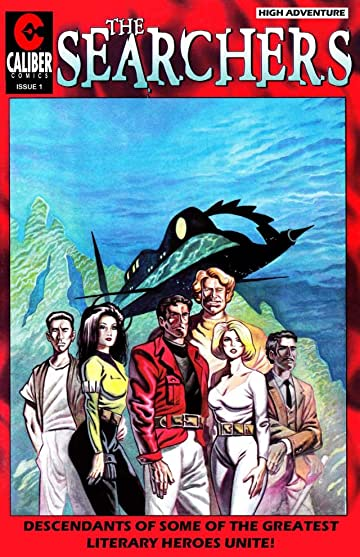 The Searchers #1