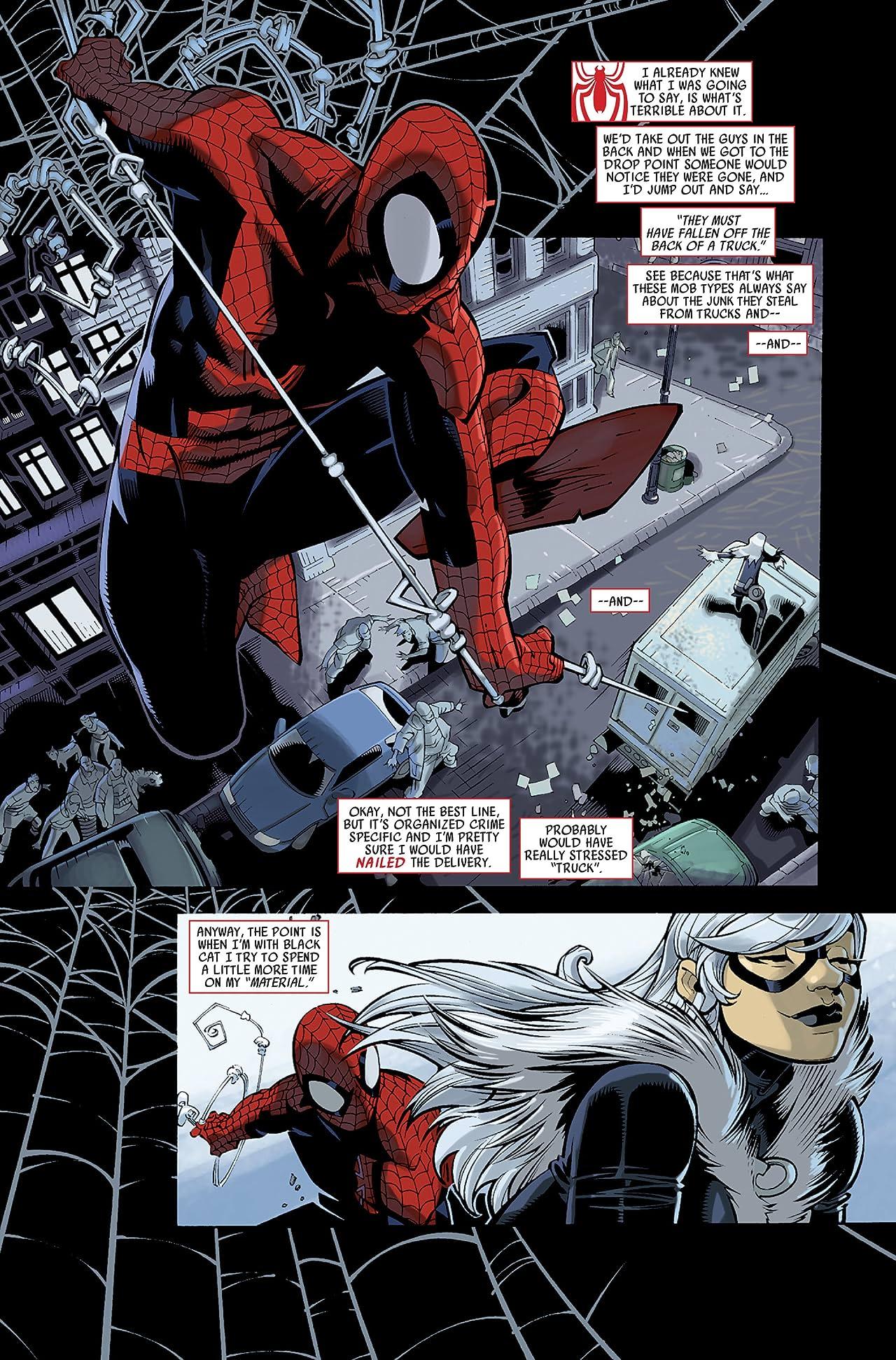 Amazing Spider-Man (1999-2013) #630