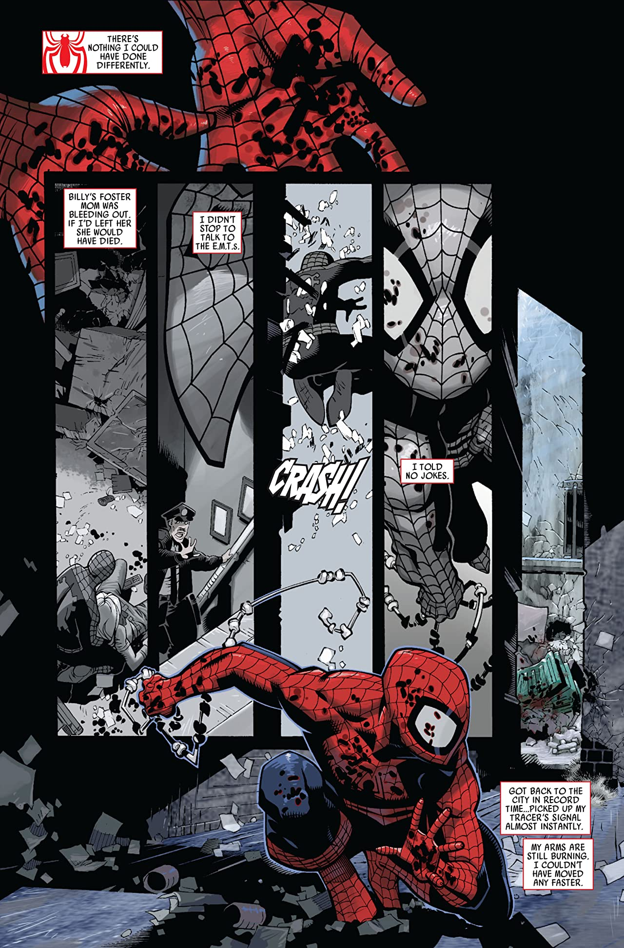 Amazing Spider-Man (1999-2013) #632