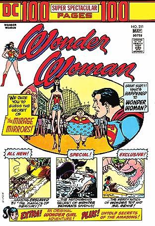 Wonder Woman (1942-1986) #211
