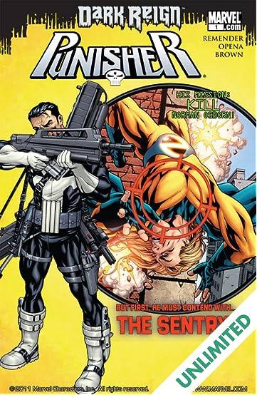 Punisher (2009-2010) #1