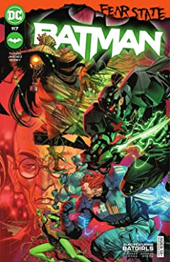 Batman (2016-) #117