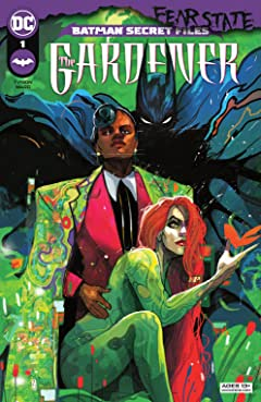 Batman Secret Files: The Gardener (2021) #1