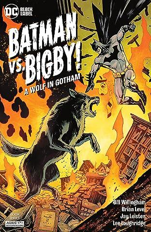 Batman Vs. Bigby! A Wolf In Gotham (2021-) #3