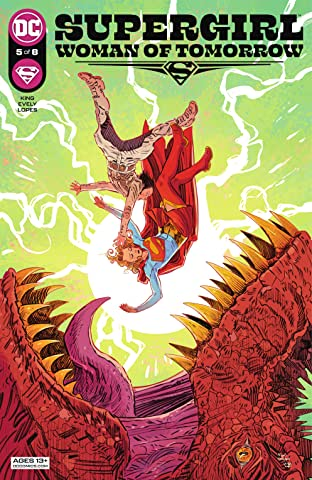 Supergirl: Woman of Tomorrow (2021-2022) #5