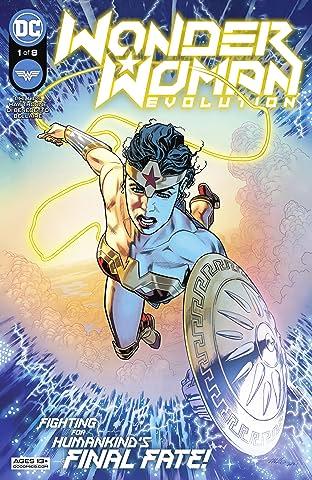 Wonder Woman: Evolution (2021-) #1