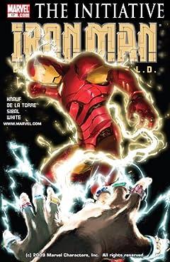Iron Man: Director of S.H.I.E.L.D. No.17
