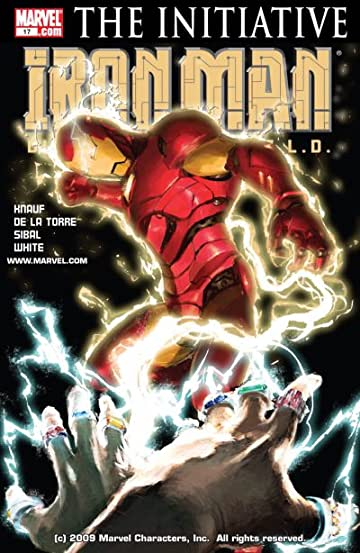 Iron Man: Director of S.H.I.E.L.D. #17