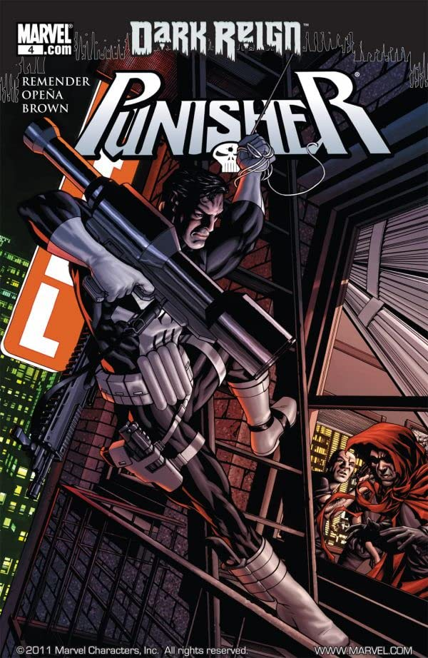 Punisher (2009-2010) #4