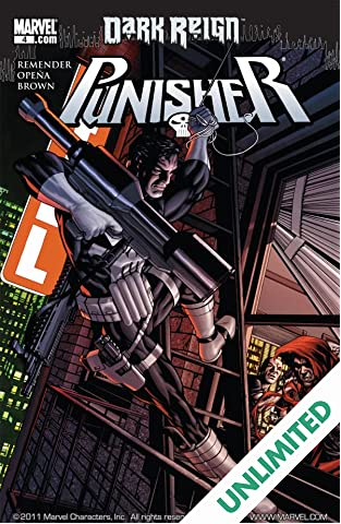 Punisher (2009-2010) #4