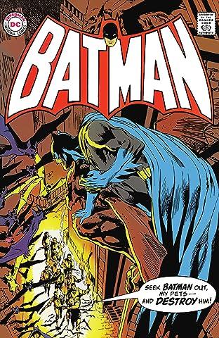 Batman (1940-2011) #221