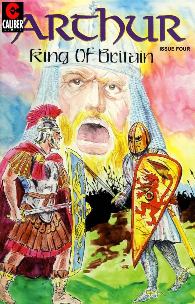 Arthur: King of Britain #4