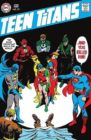 Teen Titans (1966-1978) #25