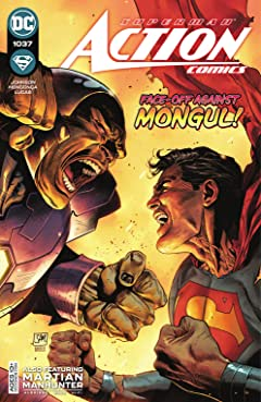Action Comics (2016-) #1037