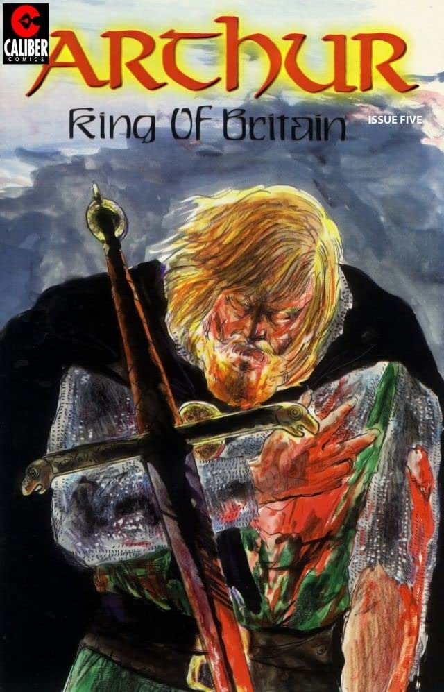 Arthur: King of Britain #5
