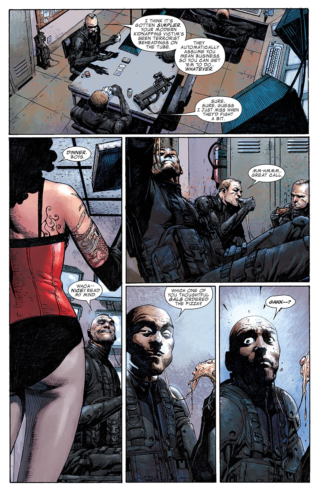 Punisher (2009-2010) #5