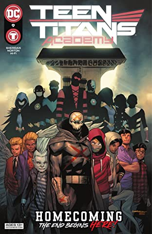Teen Titans Academy (2021-) #9
