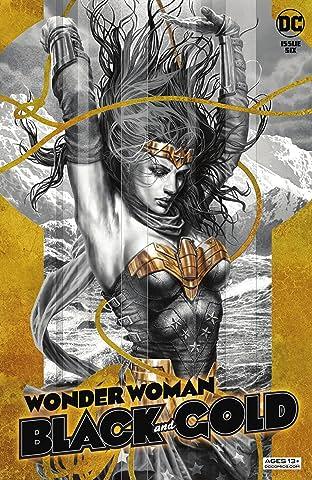 Wonder Woman Black & Gold (2021-) #6