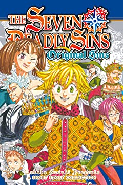 The Seven Deadly Sins: Original Sins Short Story Collection