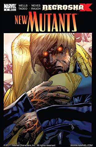 New Mutants (2009-2011) No.6