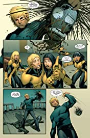 New Mutants (2009-2011) No.7