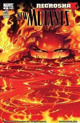 New Mutants (2009-2011) #8