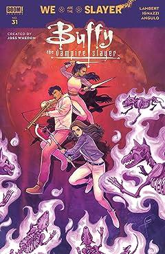 Buffy the Vampire Slayer No.31