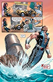 X-Men vs. Agents of Atlas #1 (of 2)