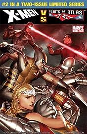 X-Men vs. Agents of Atlas #2 (of 2)