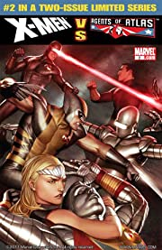 X-Men vs. Agents of Atlas #2 (of 2)