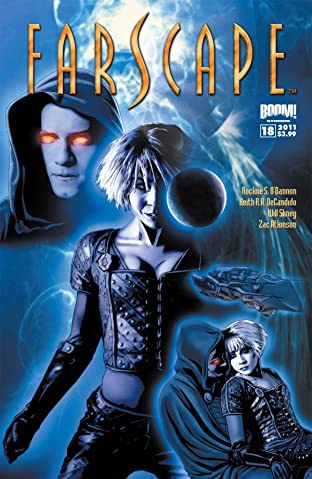 Farscape Vol. 4: Ongoing #18
