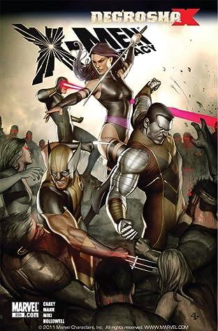 X-Men: Legacy (2008-2012) No.231