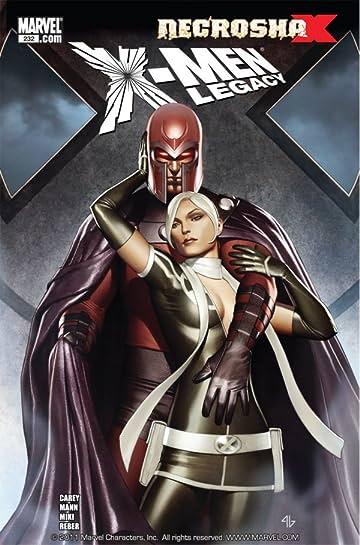 X-Men: Legacy (2008-2012) #232
