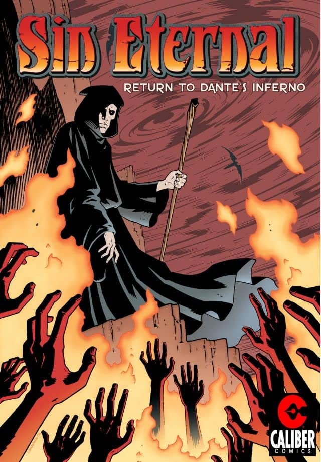 Sin Eternal: Return to Dante's Inferno