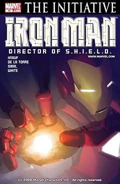 Iron Man: Director of S.H.I.E.L.D. No.18