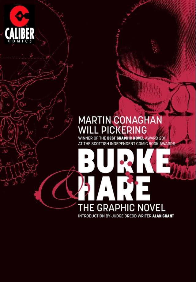 Burke & Hare (Graphic Novel) Vol. 1