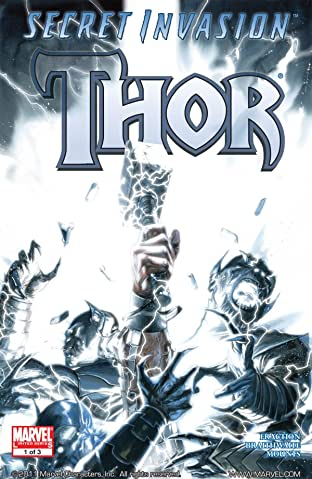 Secret Invasion: Thor No.1 (sur 3)