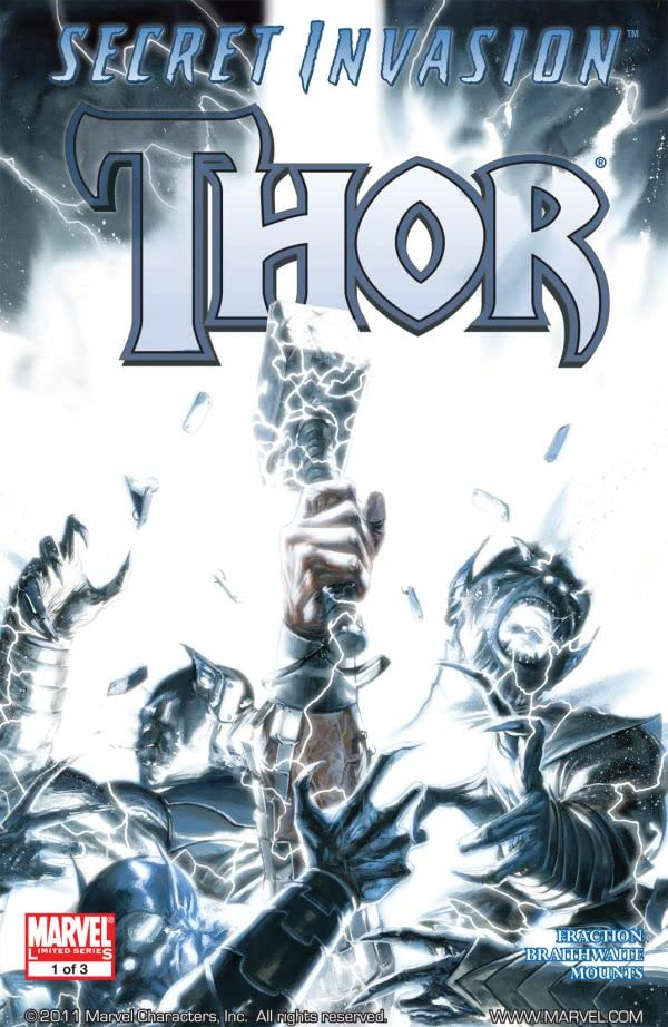 Secret Invasion: Thor #1 (of 3)