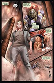 Secret Invasion: Thor #3 (of 3)