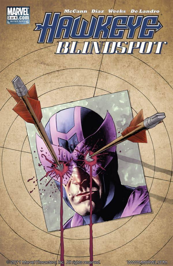 Hawkeye: Blind Spot #3 (of 4)