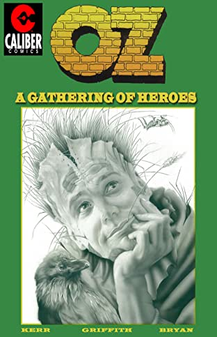 OZ Vol. 1: A Gathering of Heroes