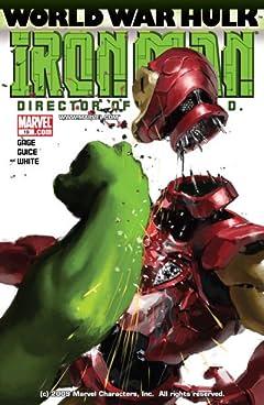 Iron Man: Director of S.H.I.E.L.D. No.19