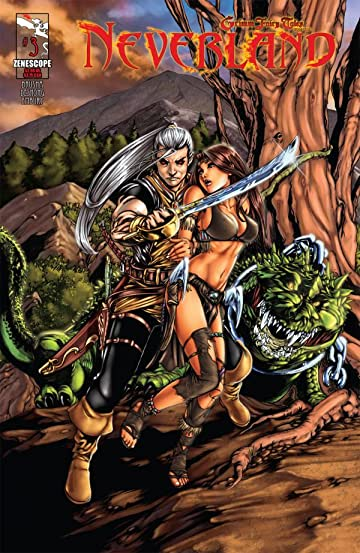 Grimm Fairy Tales Presents: Neverland #3 (of 7)
