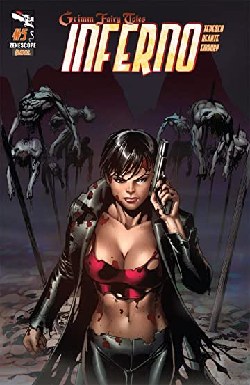 Grimm Fairy Tales: Inferno #5 (of 5)