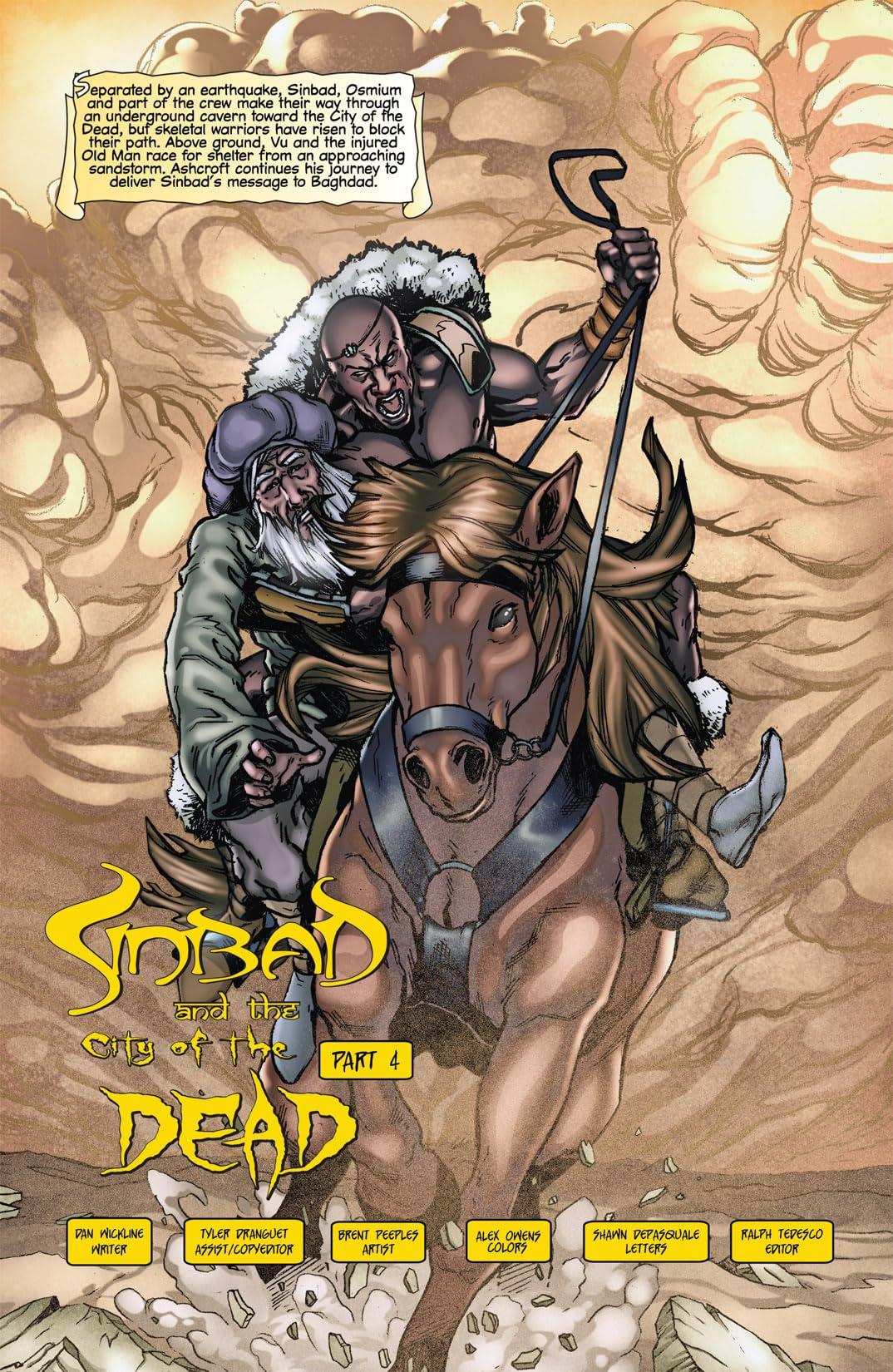 Sinbad #11